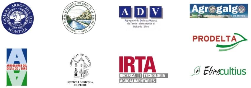 Comunitat General de Regants de la Dreta de l´Ebre : NOTÍCIES : Grup Operatiu: Posada a punt i adaptació de la sembra en sec de l'arròs al Delta de l'Ebre