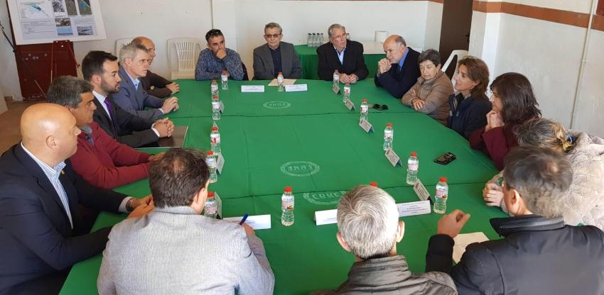 Comunitat General de Regants de la Dreta de l´Ebre : NOTÍCIES : La ministra Teresa Ribera es reuneix amb la Taula de Consens